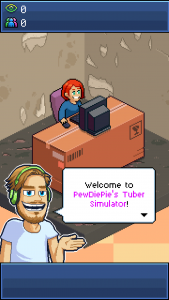 PewDiePie Tuber Simulator - About Us