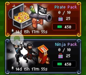 PewDiePIe Tuber Simulator Pirates vs Ninjas Update