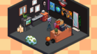 Tuber Simulator How To Visit Rooms